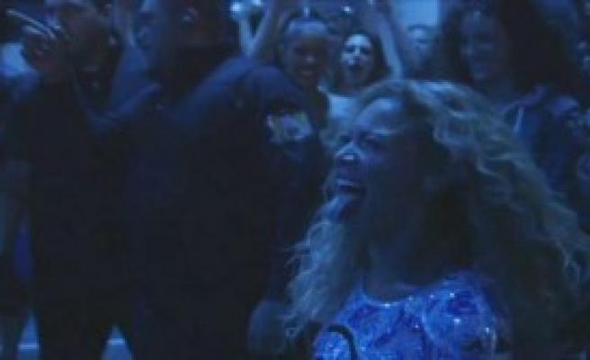 Beyonce Haka Dansı Yaptı
