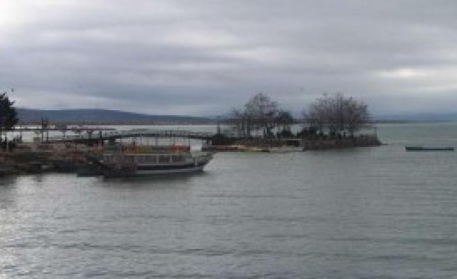 Beyşehir Gölü'nden Su Alımına Tepki