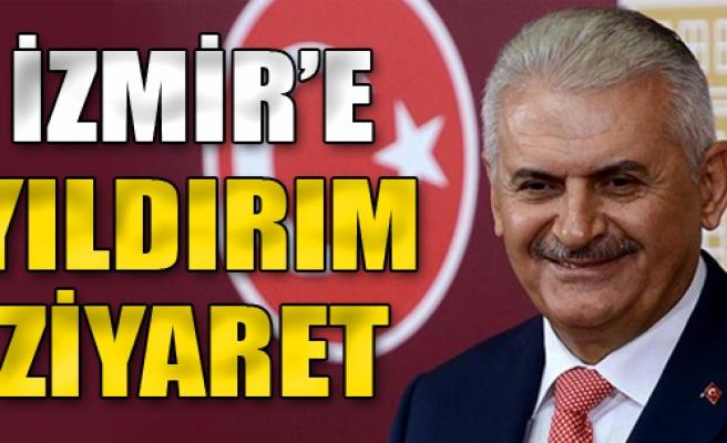 İzmir'e Yıldırım Ziyaret