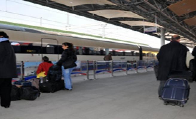 YHT 6,5 Milyon Yolcu Taşıdı