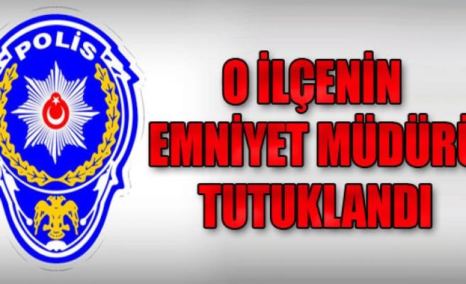 Bergama İlçe Emniyet Müdürü'ne FETÖ'den Gözaltı