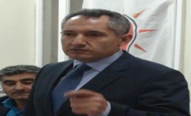 Bilal Çetin, Ak Parti'den Milletvekili Aday Adayı