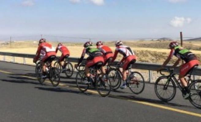 Bisiklet Milli Takımı Erciyes'te Kampa Girdi
