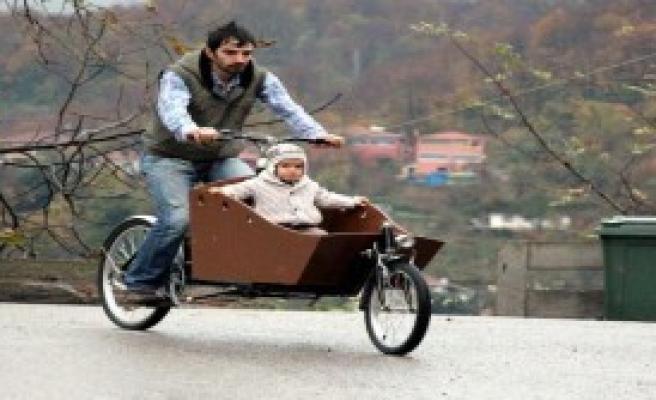 Sepetli Bisiklet İlgi Gördü