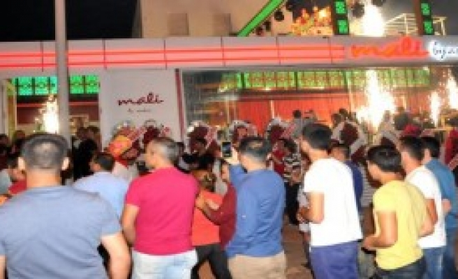 Bodrum'a Mali Bar Açıldı