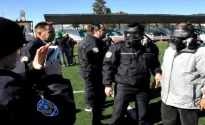 Polislere Çevik Kuvvet Eğitimi