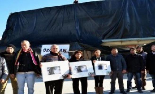 Bodrum'da Özgecan Protesu
