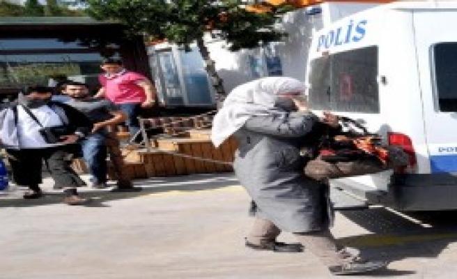 Bodrum'da Suriyeli Kaçaklar Yakalandı