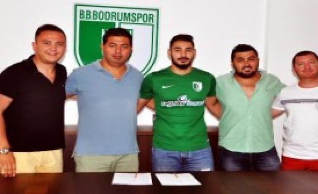 Bodrumspor Emre Şahin'i Transfer Etti