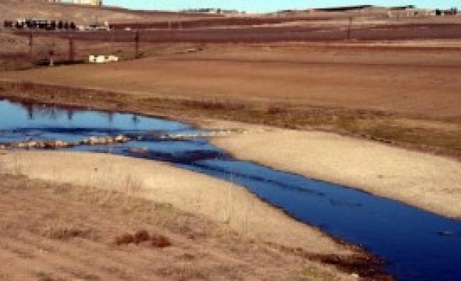 Dicle Nehri Can Çekişiyor