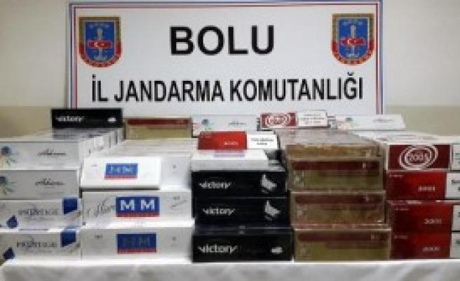 Bolu'da Operasyon: 6 Gözaltı