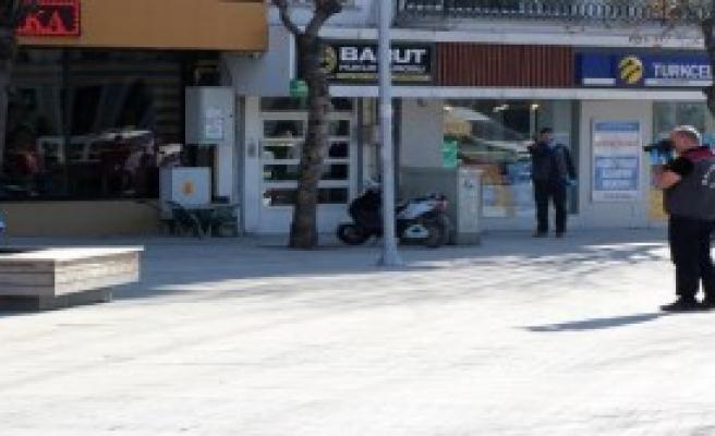Bolu'da Şüpheli Çanta Alarmı