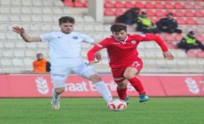 Boluspor - Kasımpaşa: 4-1