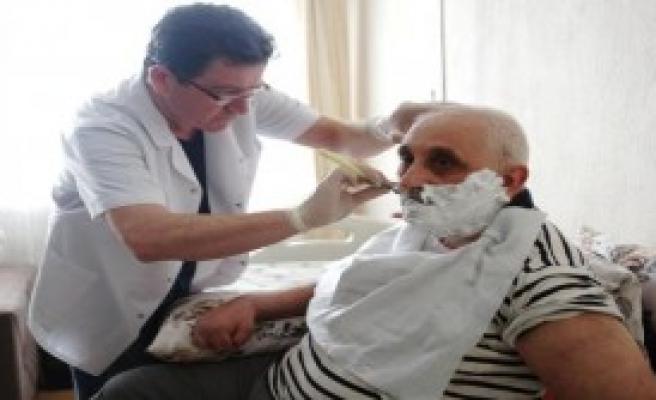 Bornova'da Yaşlılara Özel Hizmet