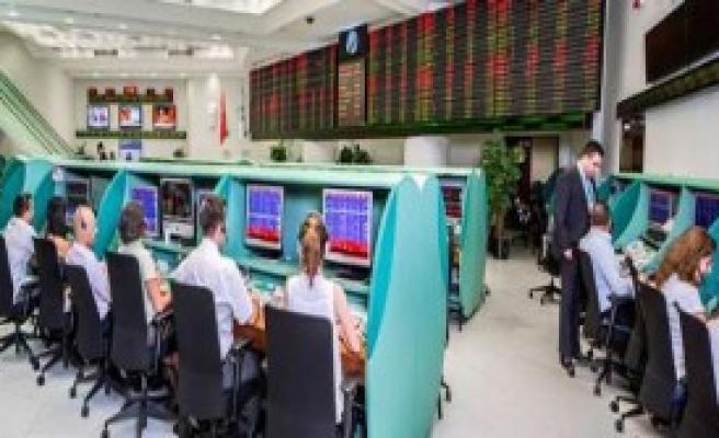 Borsa'da Değer Kaybı Sürüyor