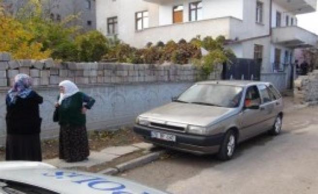 Karaman'da Yine Koca Dehşeti