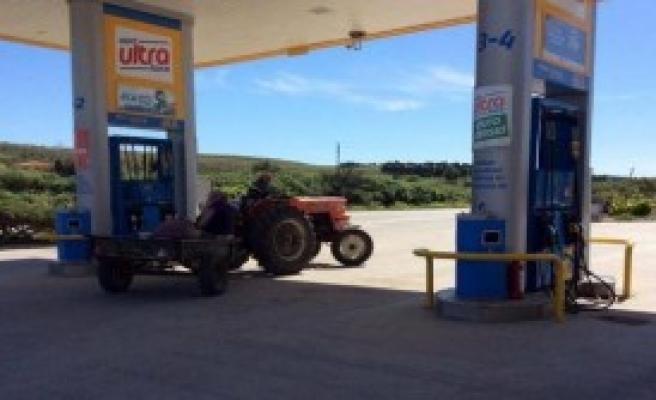 Bozcaada'da 3 Gün Sonra Sorun Çözüldü