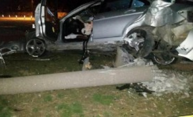 Bozüyük'te Kaza: 1 Ölü, 1 Yaralı