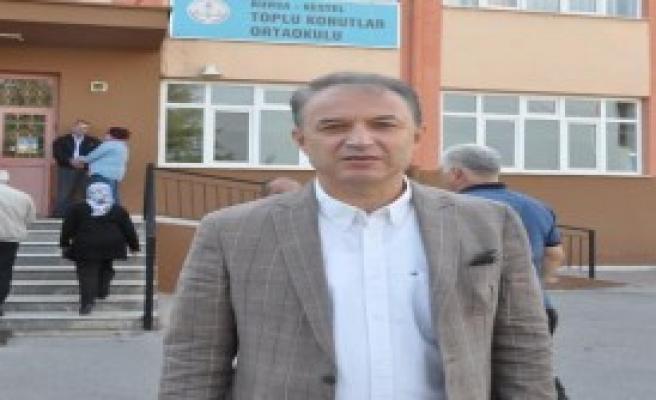 Bursa'da 41 Sandık Kuruldu
