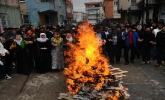 Bursa'da Nevruz Gerilimi