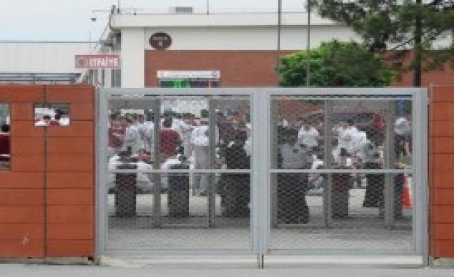 Bursa'da Otomotiv Fabrikalarında Gerginlik
