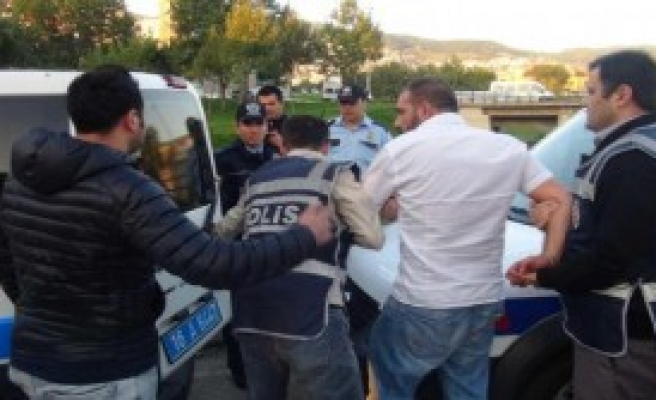 Bursa'da Uyuşturucu Operasyonu:19 Gözaltı