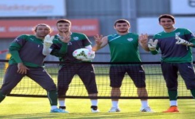 Bursaspor, Akhisar Maçına Hazırlanıyor