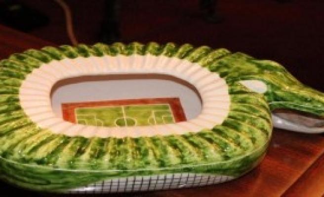 Bursaspor Artık Timsah Arena'nın Sahibi