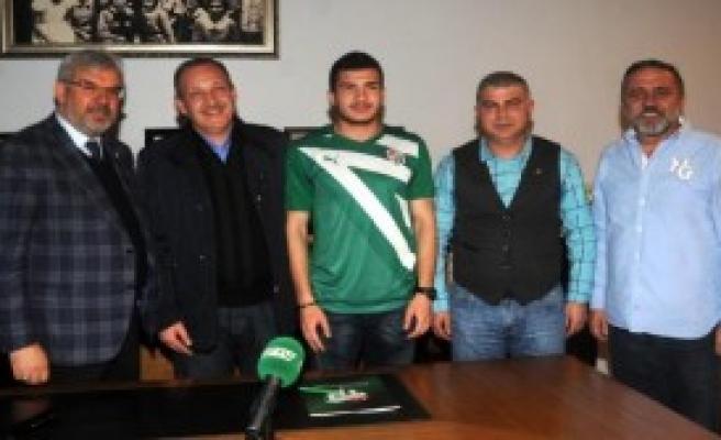 Bursaspor Süheyl Çetin'in Sözleşmesini Uzattı