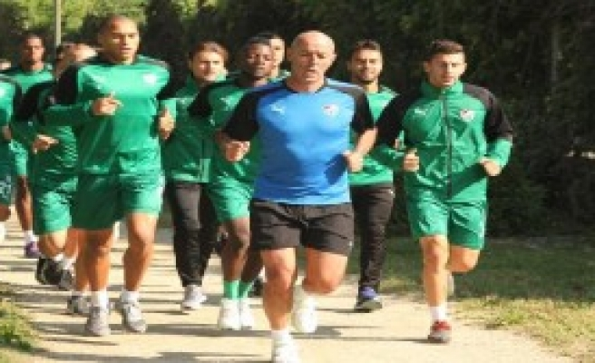 Bursaspor Tempo Yaptı