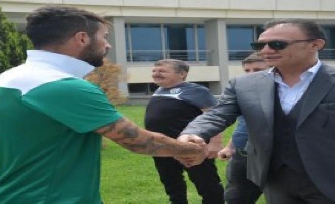 Bursaspor Dördüncülüğe İnanıyor