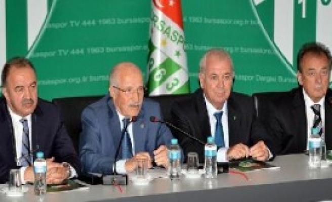 Bursaspor'da Divan Kurulu Yarın Toplanıyor