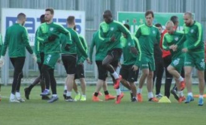 Bursaspor'da Eskişehirspor Hazırlıkları Start Aldı