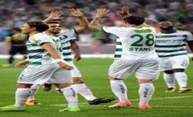 Bursaspor'da Hedef Seri Yakalamak