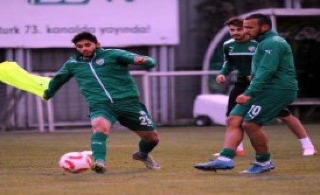 Bursaspor'da Kupa Hazırlıkları
