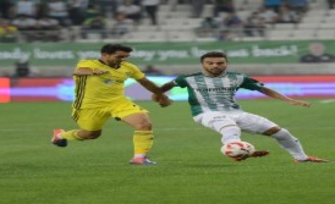Bursaspor'da Kupa Mesaisi