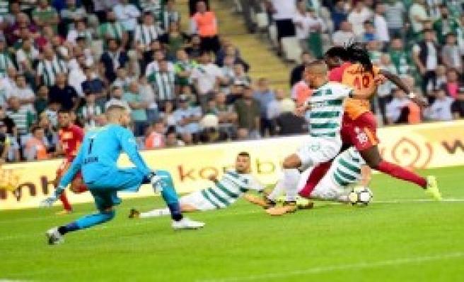 Bursaspor'un 'Fiziksel Gücü' İkinci Yarıya Yetmedi