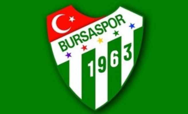 Bursaspor'un Hedefleri Yüksek
