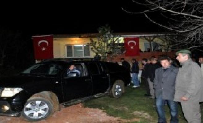 Bursa'ya Şehit Acısı Düştü