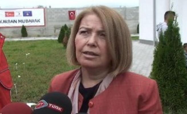 Büyükelçi Ozan:'Vicdana Aykırı'