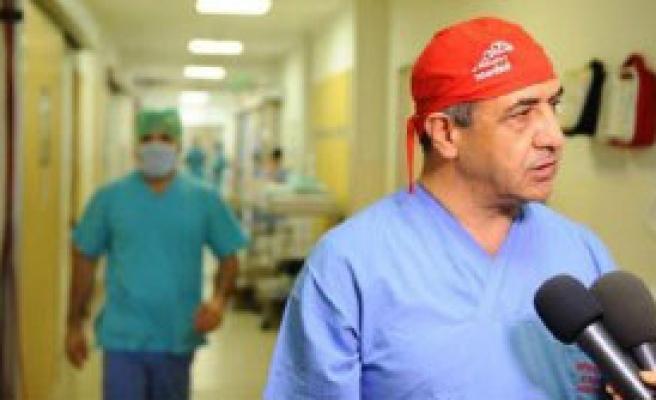 Türk Cerrahlarının Robotik Böbrek Nakli Başarısı
