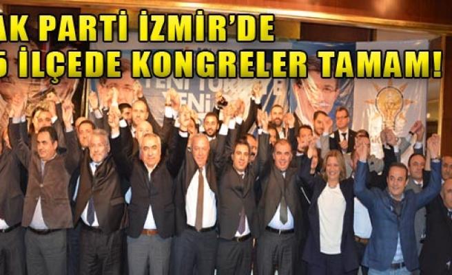 AK Parti'de Kongreler Sürüyor!