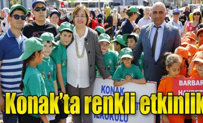Konak'ta Şenlik Gibi Yarışma