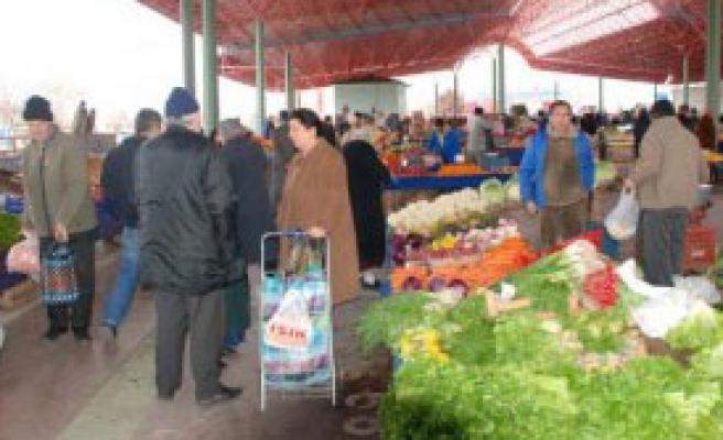 Meyve ve Sebze Fiyatlarında Artış Sürüyor