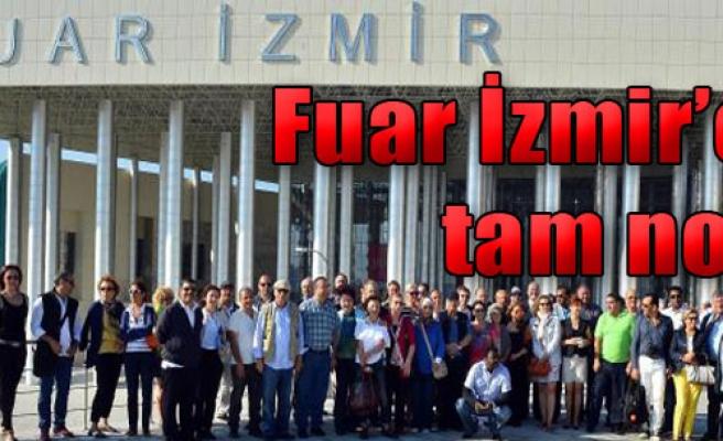 Fuar İzmir'e Tam Not