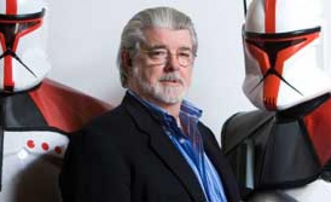 George Lucas Yine Baba Oldu