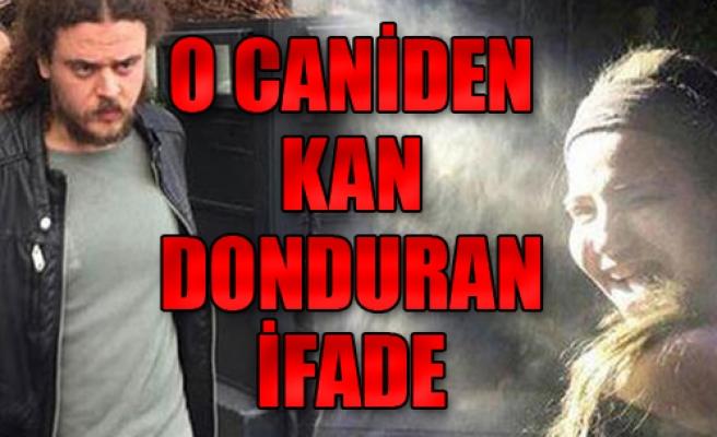 Üniversiteli Zülal'i Öldüren Caniden Kan Donduran Sözler!