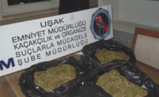 6 Kilo Uyuşturucu Ele Geçirildi