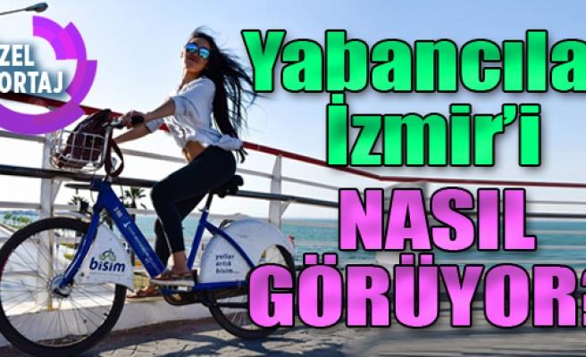 Misafir Gözlerden İzmir