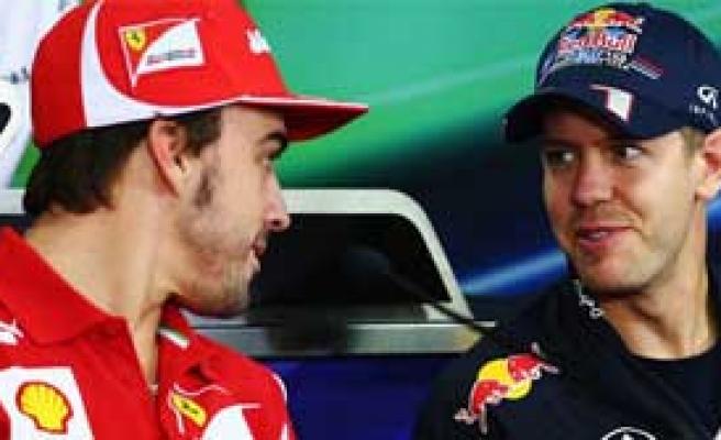 F1'de Şampiyonluk Hesapları